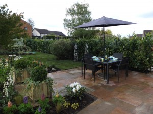 Love Your Garden - Finished Result